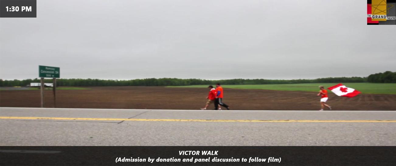 1:30 PM - VICTOR WALK - GRAND