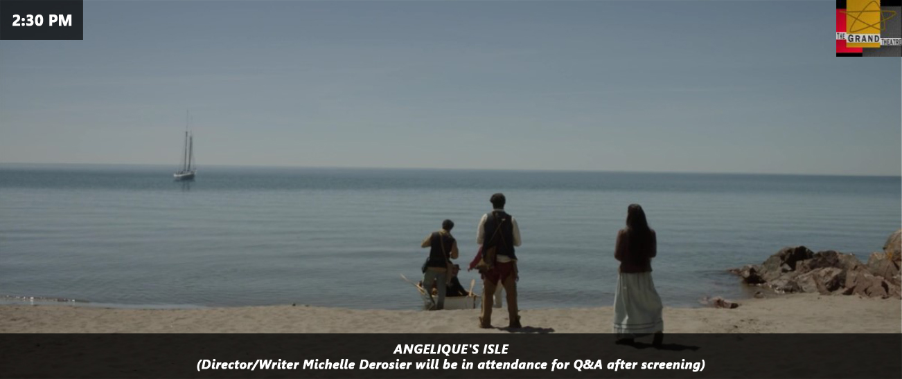 2:30 PM - ANGELIQUE'S ISLE - GRAND