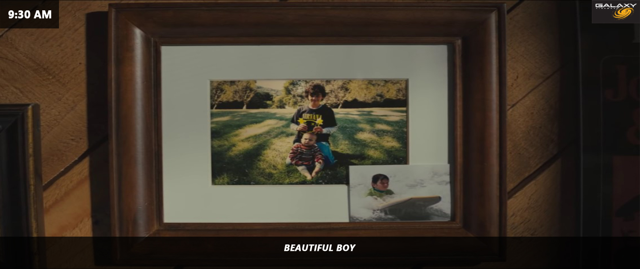 9:30 am - BEAUTIFUL BOY - GALAXY